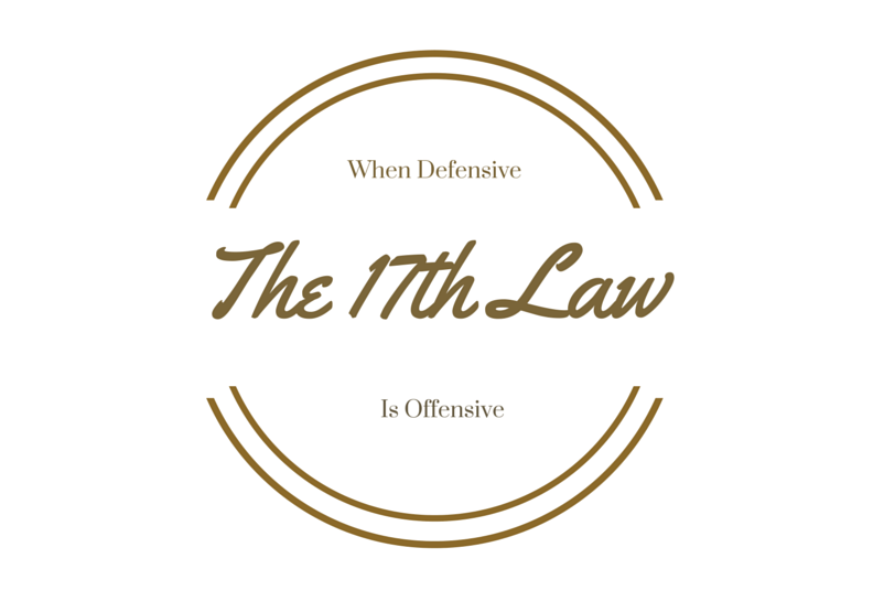The 17th Law